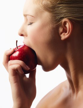 The Good Health of the Skin goes Hand in Hand with an Adequate Diet