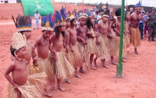 Cuentan los Últimos Indígenas Macuxíes….