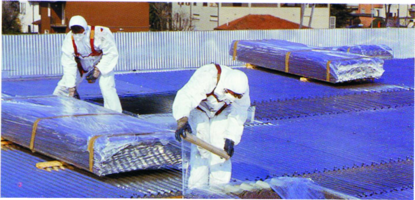 Los Peligros del Amianto / Asbesto o Eternit