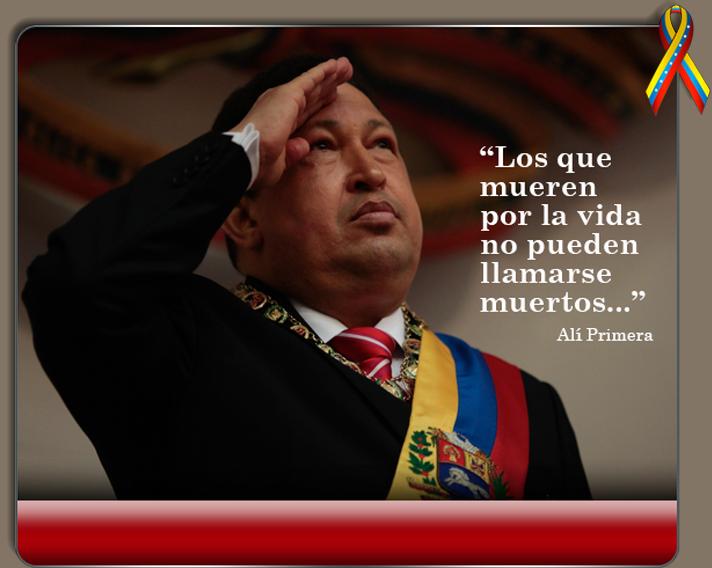 El Puevlo de DIOS Endecha al Presidente Hugo Rafael Chavéz Frías