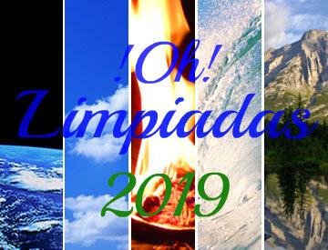 ¡OH¡ LIMPIADAS 2019 LOS 5 ELESIERTOS