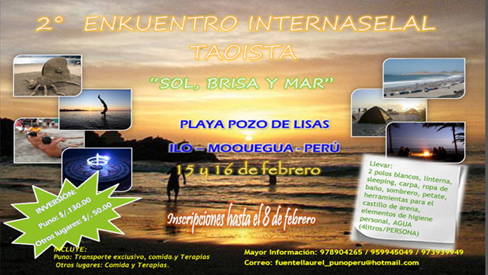 Enkuentro Internaselal en Perú