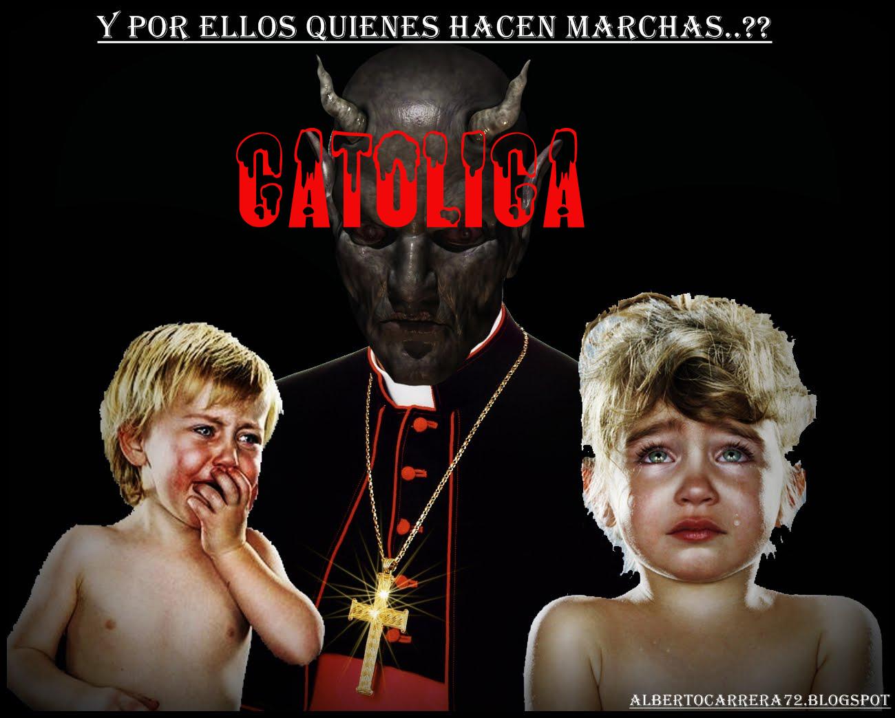 la iglesia Católica y la  pedofilia