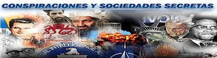 conspiraciones  y sociedades secretas
