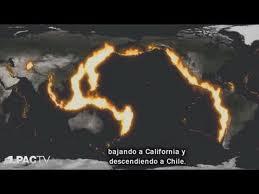 El cinturón de fuego del Pacifico, hoy mas a aktivo ke nunca?