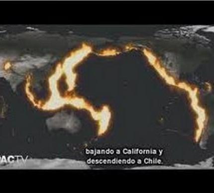 El cinturón de fuego del Pacifico, hoy mas a activo que nunca?