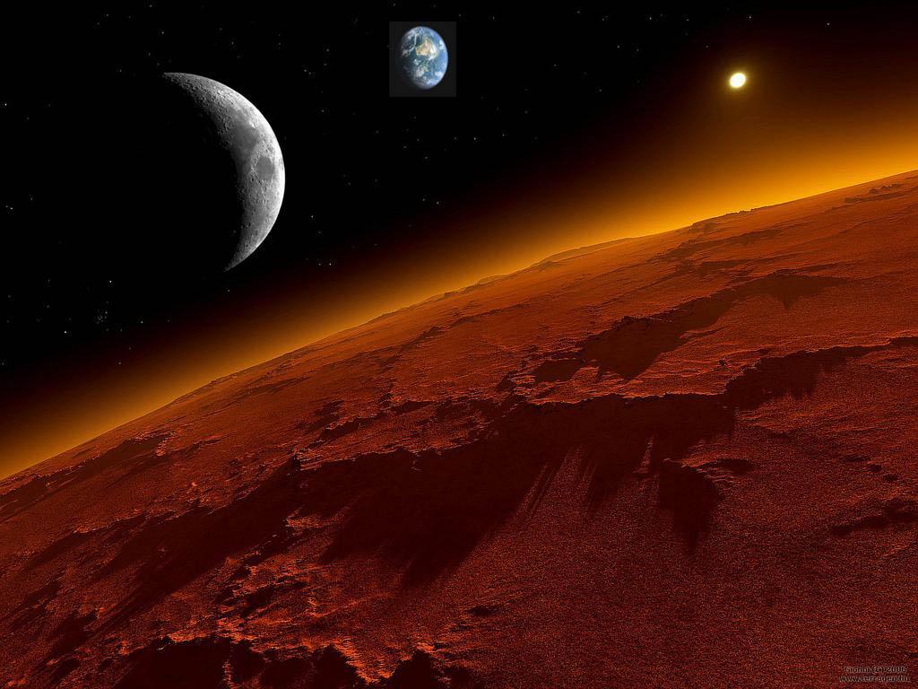 Marte se  acerca a la Gea (tierra), en ké nos  influye?