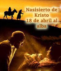 nacimiento-Jesusal alva
