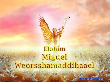 Indicación Elección presidencial, Elohim Miguel Weorsshamaddihaael.