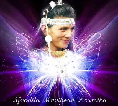 Afrodita Mariposa Kosmika