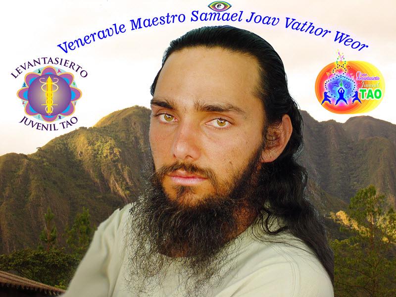 Gran Maestre Samael Joav Vathor Weor, Tu Pueblo te honra.