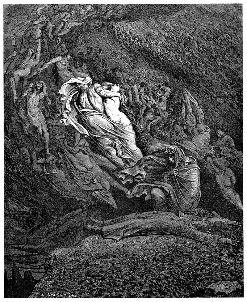 Los Infiernos, el Alma y los Cuerpos existenciales