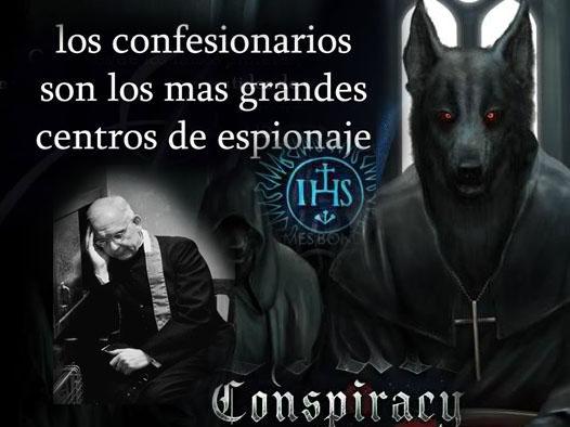 espionaje vaticano