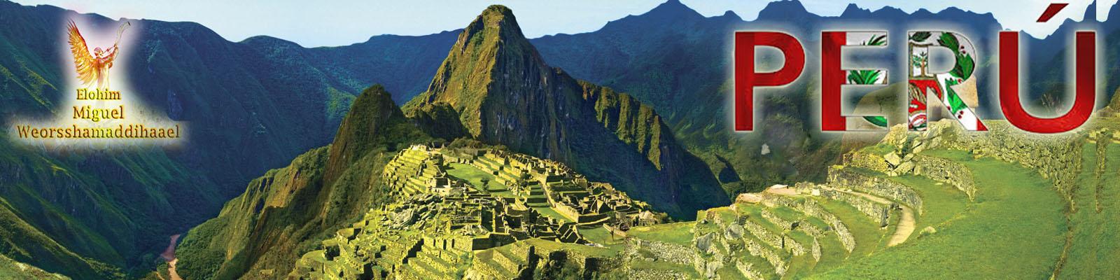 Llega la bendición del Arkangel Miguel y el Elohim Kúmido a Perú