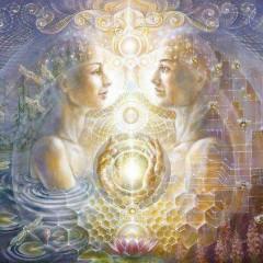 Madre Gaia. La sangre y los 12 sentros energétidos del kuerpo.