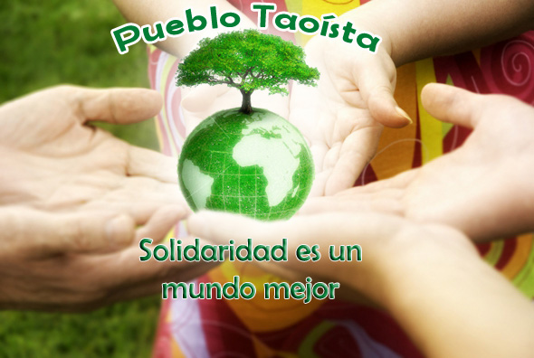soidaridad Taoísta caridad daridad