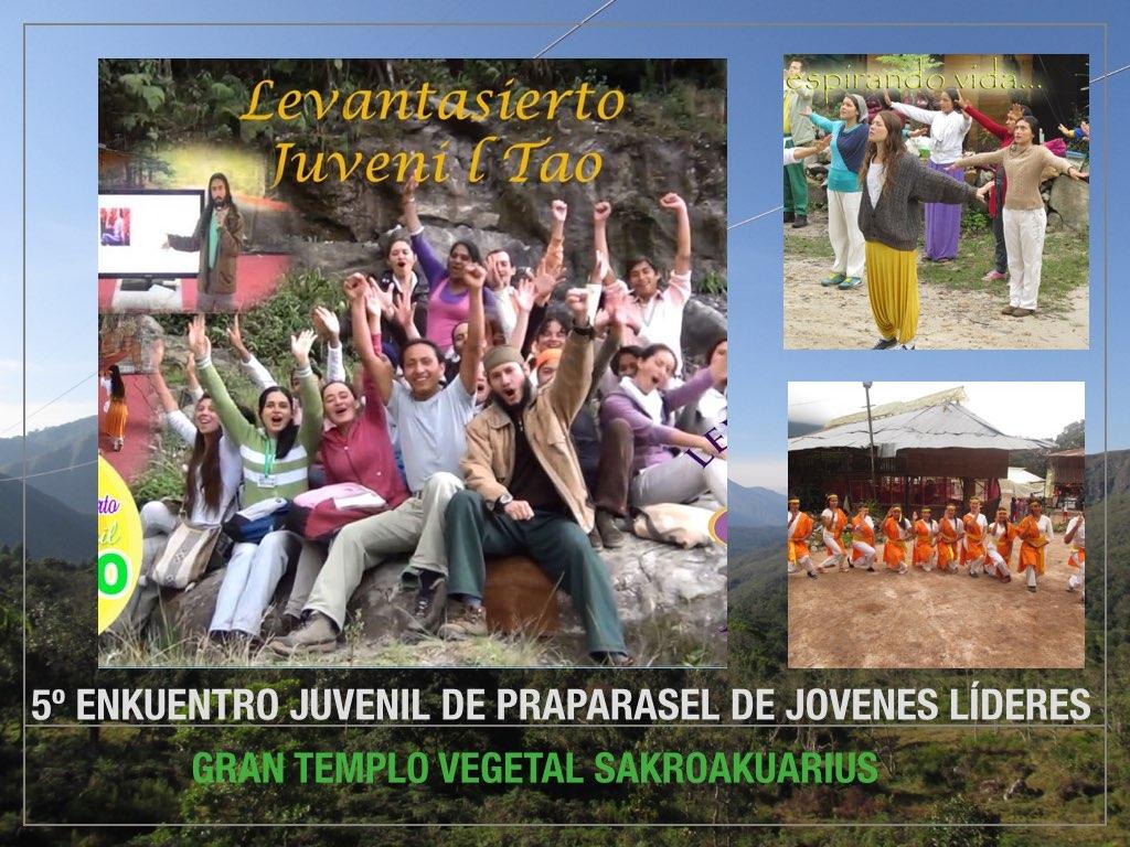 KINTO ENKUENTRO INTERNAASELAL DE PREPARESEL DE LIDERES JUVENILES..