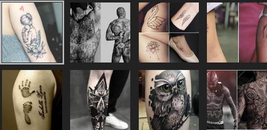 Los tatuajes, los cirujanos y los retornos en Burquia.