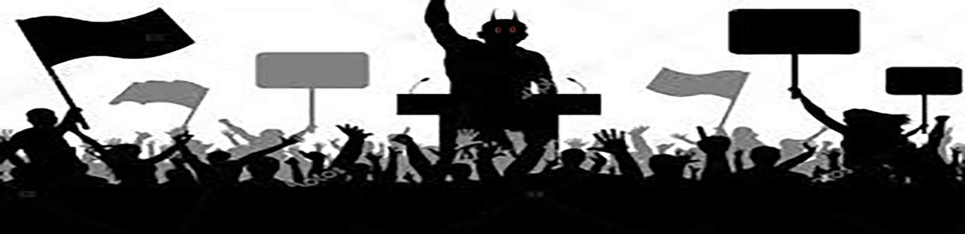 El opio político, agenda de control mundial.