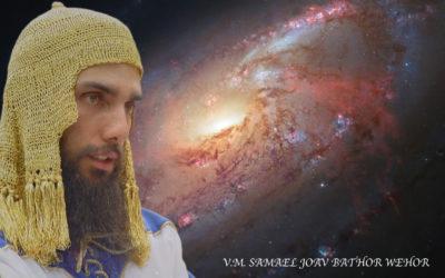 Los universos, diversos, soles y la mutasel VM Samael Joav Bathor Wehor